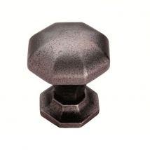 Carlisle Chiltern Knob Handle - Various Sizes - Pewter