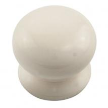 Carlisle Porcelain Knob - Ivory