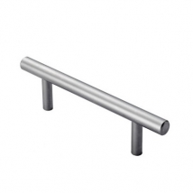 Mini T-Bar Handle - 64mm Hole Distance - Various Finishes