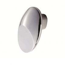33mm Crescent Knob Handle - Various Finishes