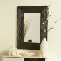 Bella Sahara Carved Mirror