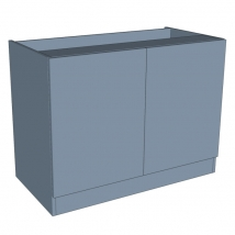 Zurfiz Highline Bedroom Cabinet - Double Door