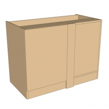 Bella Highline Corner Blank Bedroom Cabinet