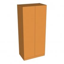 Valore Double Door Wardrobe 2260mm High