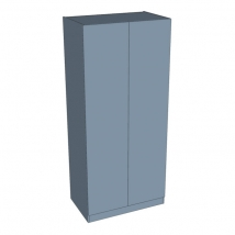 Zurfiz Double Door Wardrobe 2260mm High