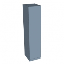 Zurfiz Single Door Wardrobe 2260mm High