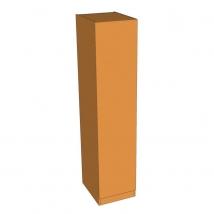 Valore Single Door Wardrobe 2260mm High