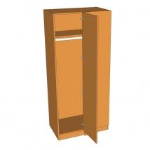 Valore Corner Blank Wardrobe 2260mm High