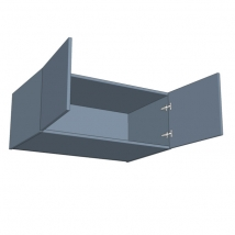 Zurfiz Double Top Box 420mm High