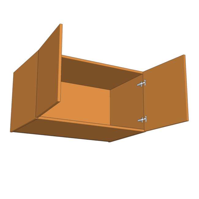 Valore Double Top Box 540mm High