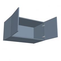 Zurfiz Double Top Box 540mm High