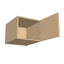 Bella Single Top Box 420mm High