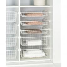 HAFELE Pelly Wardrobe Basket For Cabinets 400-1000mm Wide