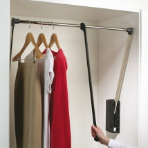 HAFELE Pull Down Wardrobe Rail