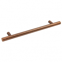 HAFELE Bartram Antique Copper Bar Handle