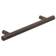 HAFELE Bartram Brushed Oil Rubbed Bronze Bar Handle