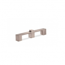 Darwin Handle Set - Stainless Steel Finish