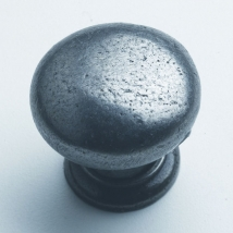 Bordeaux Knob Handle - Cast Iron